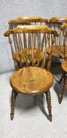 Good Set Six Kitchen Dining Chairs (Ibex) (7 of 7)