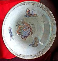 Wedgwood Dragon & Butterfly Lustre Ogee Shaped Pedestal Bowl (4 of 9)