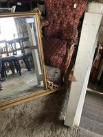 Large gilt mirror (4 of 6)