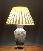 Fabulous Large Ormolu Base Imari Table Lamp (5 of 7)