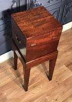 Mahogany Decanter Carrier (3 of 14)