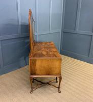 Substantial Burr Walnut Dressing Table (13 of 18)