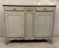 French Oak 2 Door Dresser