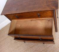 Oak Chest of Drawers Arts & Crafts (8 of 13)