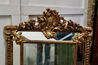 Stunning Napoleon III French Cushion Mirror (2 of 7)