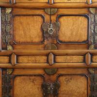 Antique Korean Burr Elm Cabinet (4 of 8)