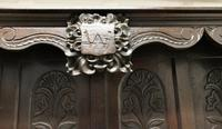 Early 18th Century Carved Oak Buffet Sideboard Dresser (12 of 14)