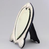 Fine Antique Silver Dressing Table Mirror by William Comyns London 1893 (8 of 10)