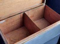 Art Deco Sterling Silver Cigarette Box (9 of 13)