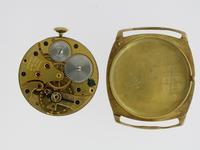 9kt Gold Longines Men's Wristwatch Swiss 1944 (7 of 10)