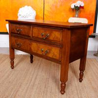 Chest of Drawers Edwardian Mahogany (5 of 11)