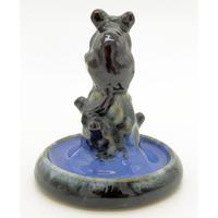 A Rare Royal Doulton Lambeth Antique Art Pottery Mouse Bibelot C. 1920's (5 of 6)
