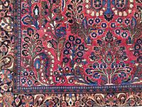 Antique Sarouk Rug (3 of 8)