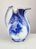Blue & White Ewer & Basin (6 of 10)