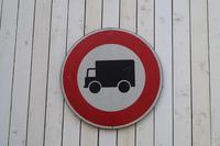 Vintage French Road Sign (4 of 4)