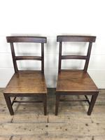 Two Similar Welsh Farmhouse Chairs (7 of 9)