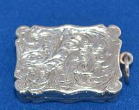 Victorian Silver Vinaigrette (2 of 6)