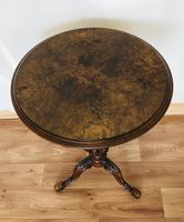 Victorian Occasional Table by Chamberlain & King (8 of 9)