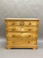 Victorian Painted Chest of Drawers (3 of 14)