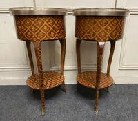 Finest Pair of French Bedside Tables (20 of 29)