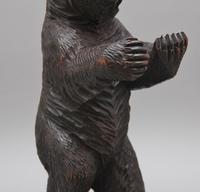 19th Century Black Forest Carved Bear (9 of 11)