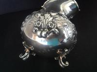 Rare Paul Storr Antique Silver Lidded Milk Jug - 1835 (9 of 11)