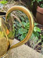 Large 18th Century Brass Pouring Jug (9 of 9)