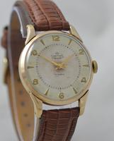 1955 9K Smiths De Luxe Wristwatch with Box (2 of 6)