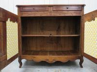 Antique Fruitwood Buffet Sideboard (4 of 13)