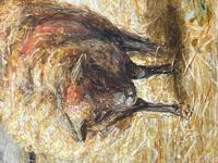 "Watercolour ""Tending The Sheep"" By Bertha Rhodes RA Rca Exh 1905 -1912 (35 of 41)"