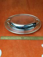 Antique Silver Plate James Dixon & Son Art Deco Serving Dish & Lid C1920 (6 of 10)