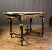 Napoleon III Giltwood Library or Sofa Table (9 of 13)