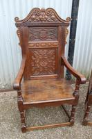 Pair of Wainscot Chairs (3 of 9)