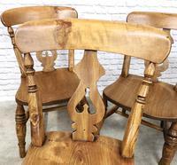 Set of 4  Lyreback Windsor Chairs (5 of 6)