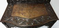 Georgian Mahogany Console/Side Table (6 of 12)