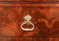 Louis Philippe Mahogany Commode / Chest of Drawers c.1895 (3 of 4)