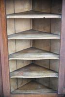 Georgian Oak Corner Cupboard (5 of 9)