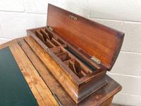 Antique Walnut Davenport Desk (5 of 11)