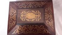 Regency Rosewood Ladies Work Box (5 of 11)