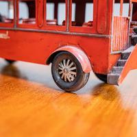 Retro Double Decker Bus (5 of 6)