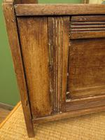Small Rustic Wall Cabinet, Small Bathroom Cabinet (3 of 13)