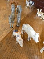 Noah's Ark c1900 Folk Art (12 of 14)