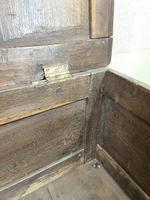 Antique 18th Century Welsh Oak Coffer (7 of 10)