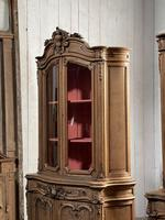 Exceptional Rare Pair of French Bookcases or Cabinets (29 of 37)
