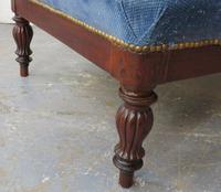 Antique French Empire Library Armchair (4 of 9)