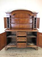 Antique Victorian Mahogany Sideboard (3 of 13)