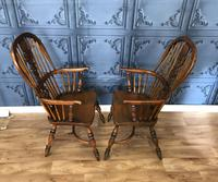 Pair of Windsor Chairs (6 of 14)