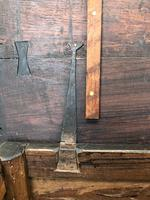 18th Century Carved Oak Mule Chest (6 of 13)