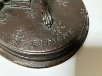 Pierre Jules Mene - Bronze Pair of Whippet, Greyhound & Spaniel (6 of 6)