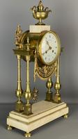 Louis Boname French 8 Day Mantle Clock (3 of 9)